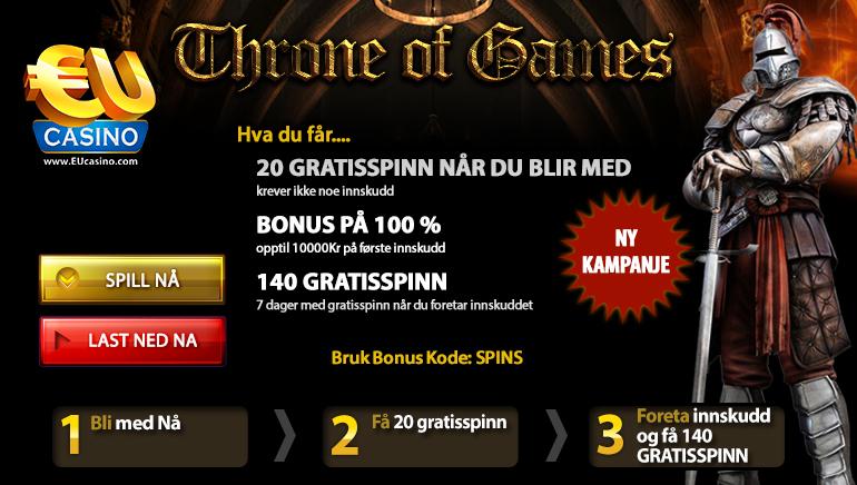 Throne of Games – Den heiteste kampanjen som alle snakker om