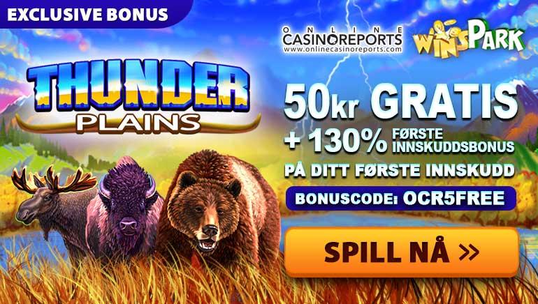 WinSpark forårsaker masse aktivitet med Thunder Plains kampanjen