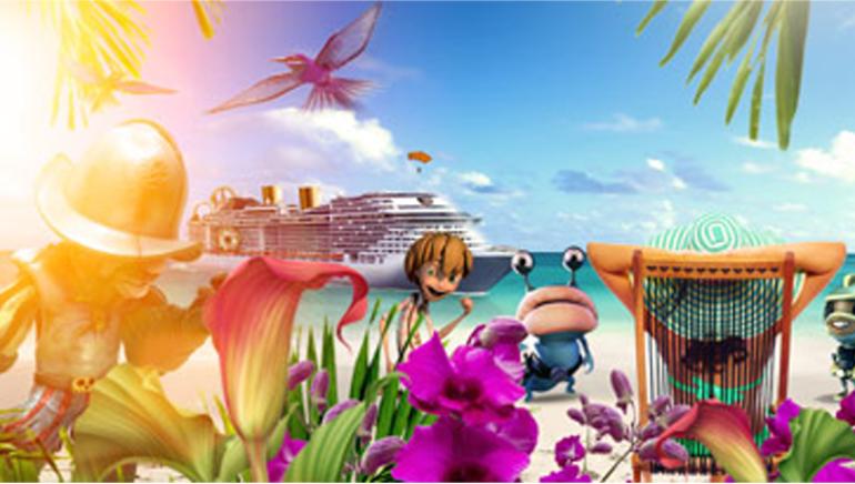 Store velkomstpakker og cruise ferier hos Casino Cruise
