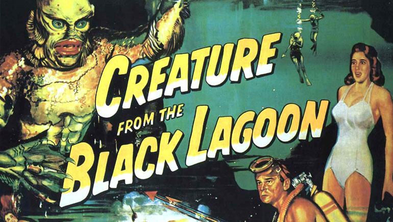 "Spill ""Creature From the Black Lagoon"" i Cherry Casino!"