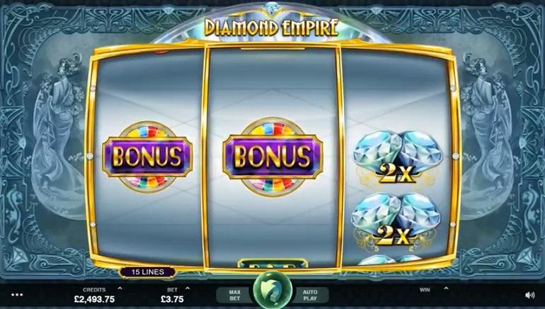 2 nye Microgaming spilleautomater slippes i april: Dream Date og Diamond Empire