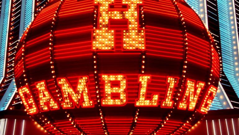 De første trinnene i online gambling
