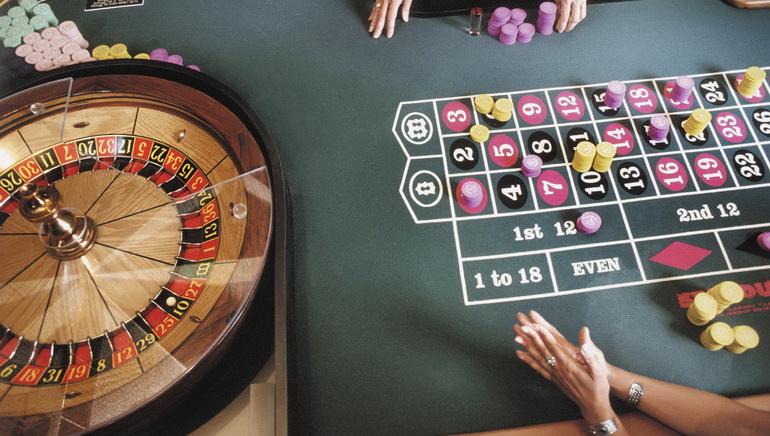 Rulett på nettet med ekte penger