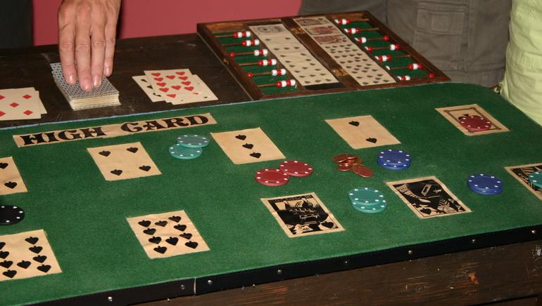 Historien om online gambling