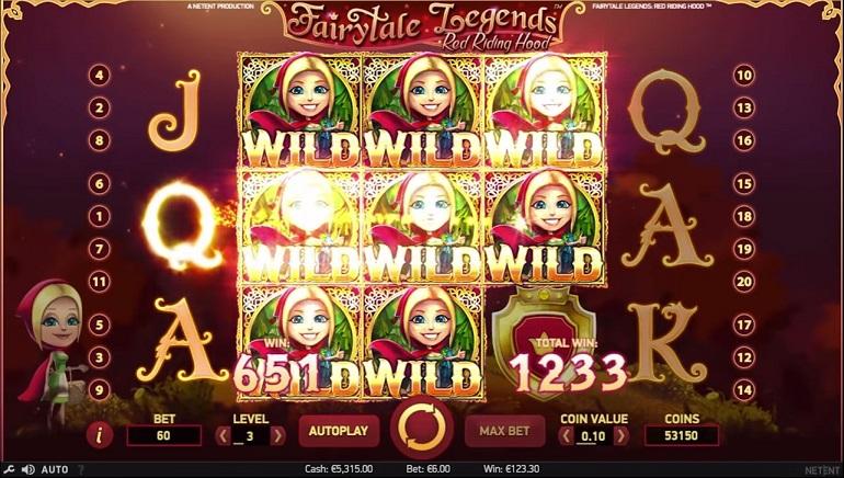Ny Fairytale Legends spilleautomat fra NetEnt tilgjengelig hos Karamba Casino