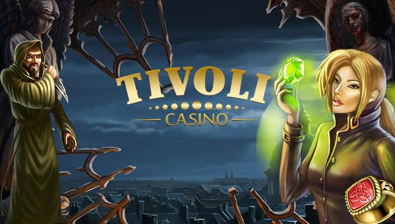Tivoli Casino aksepterer nå norske kroner