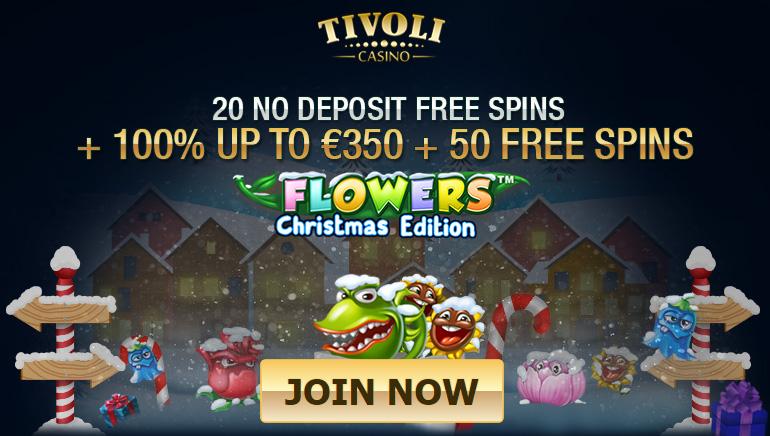 Tivoli Casino sprer juleglede med eksklusiv OCR kampanje
