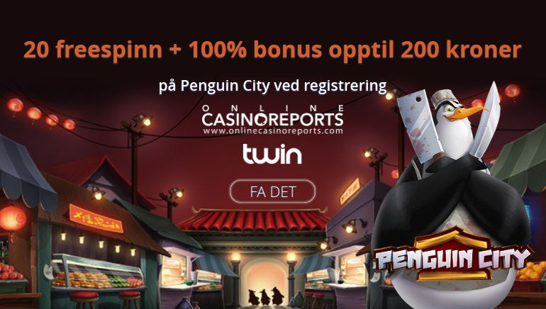 Twin Casino gir ekstra godbiter for Online Casino Reports spillere